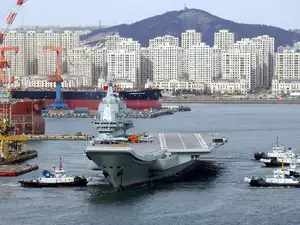 China Steps Up Pilot Recruitment for its Fast Expanding Aircraft Carrier Programme