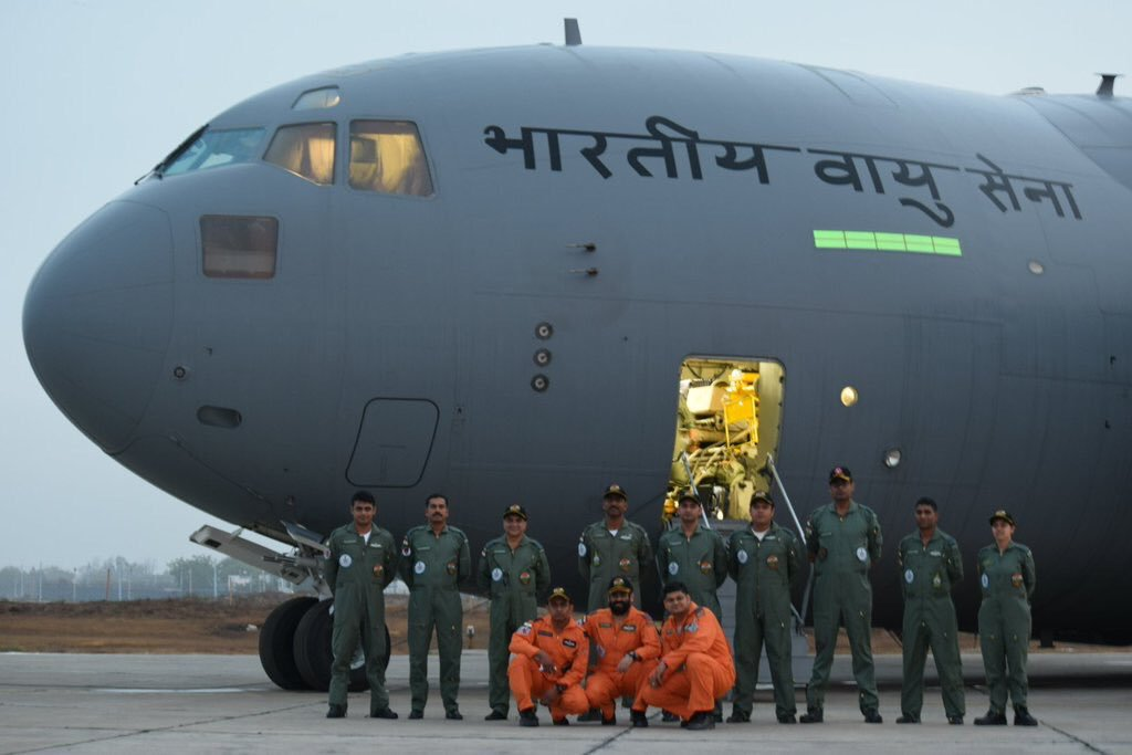 Final C-17 Heavy Jet Joins Indian Air Force in Q3 2019