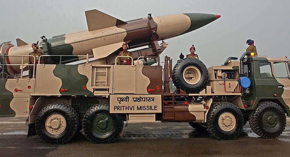 India Successfully Tests Upgraded Version of Ballistic Missile Killer