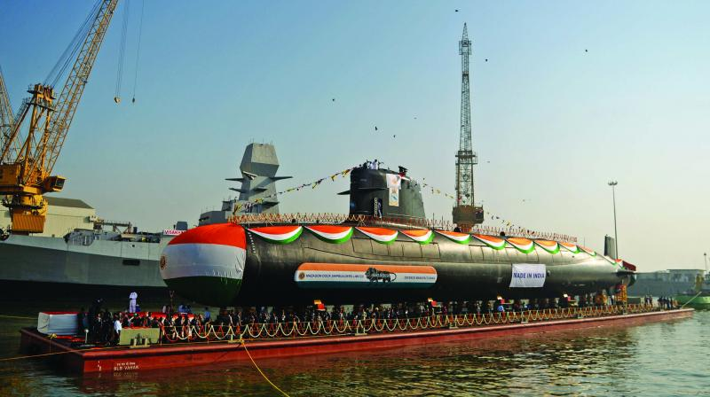 Indian Navy Flexes its Maritime Muscle With New Acquisitions