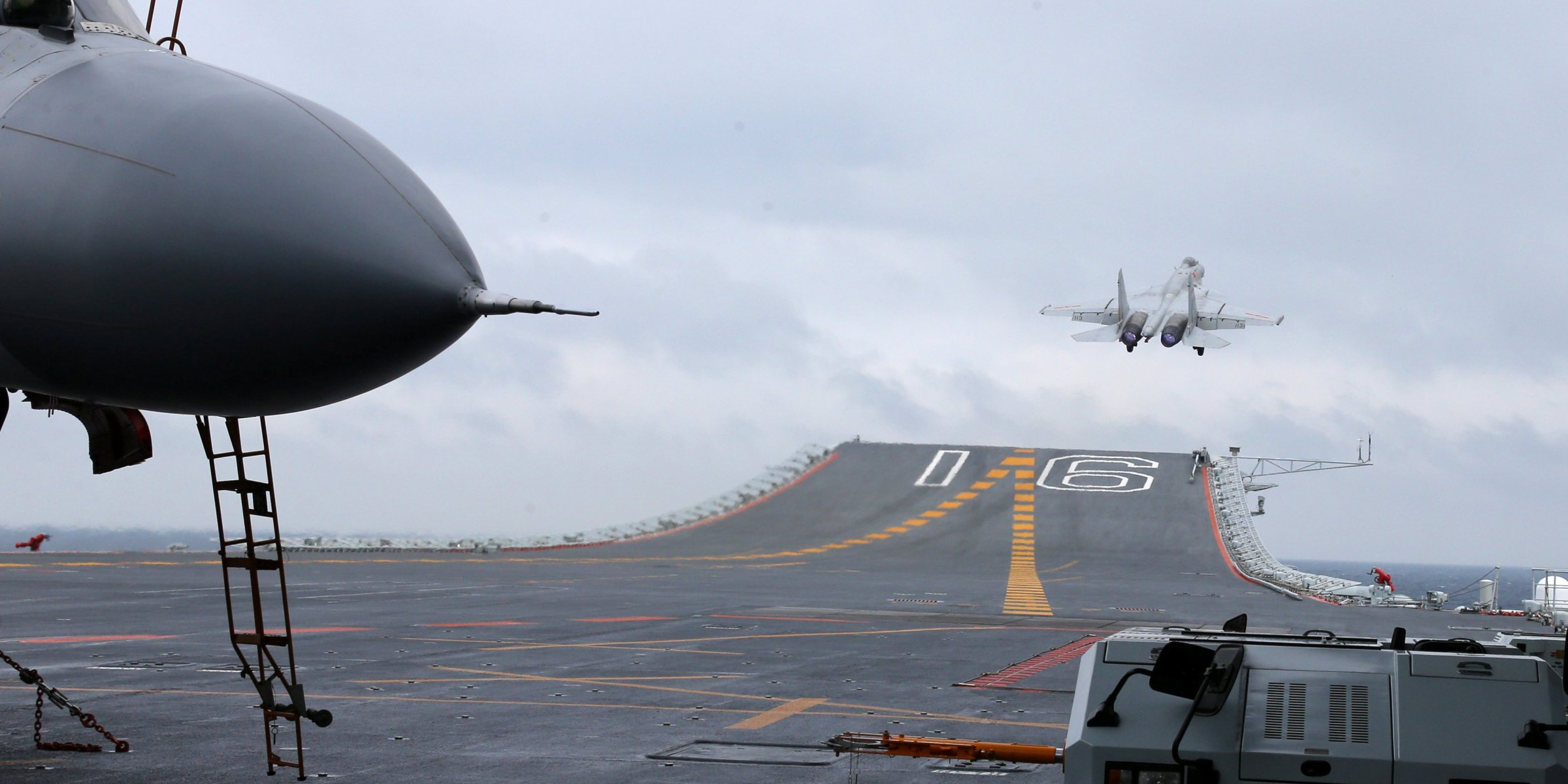 If China's 'Carrier Killer' Missiles Work, it's Making One of the Dumbest Moves of the Century