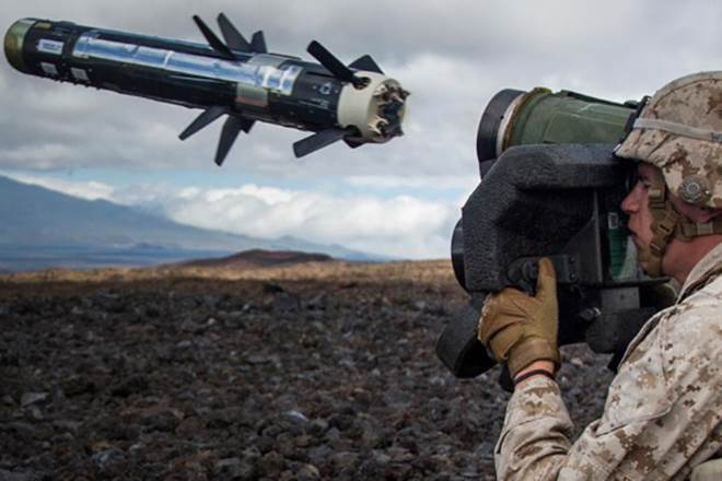 US Offers Javelin Anti-Tank Guided Missiles Again to India: Sources