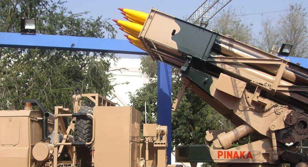 India Successfully Test Fires Multi-Barrel Guided Rocket Pinaka Near Pak Border
