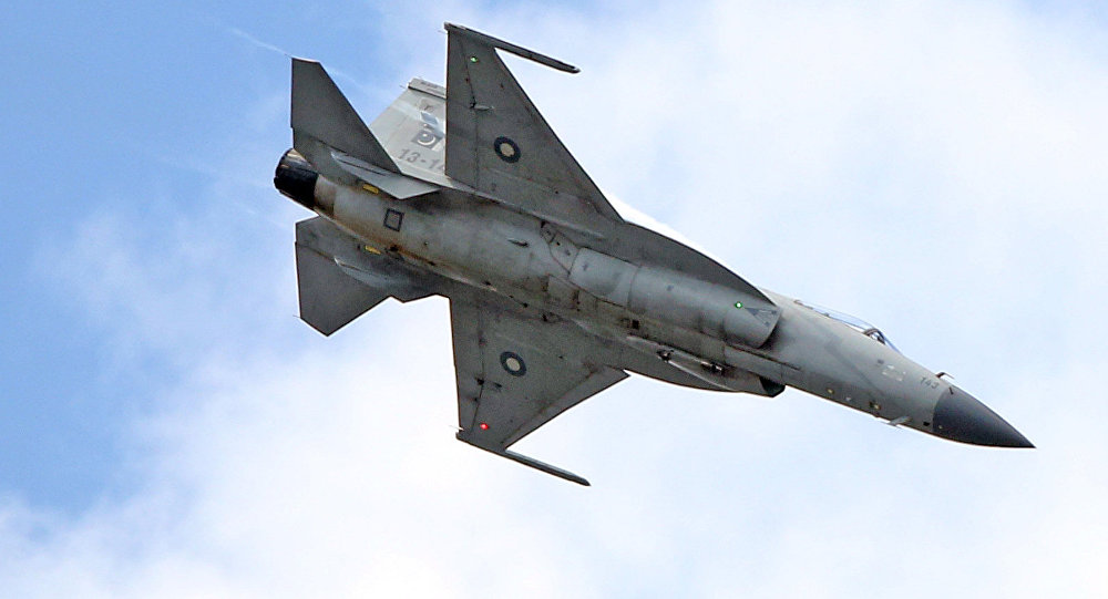 JF-17 Block 3 Jet Expected to Be Fitted With AESA Radar