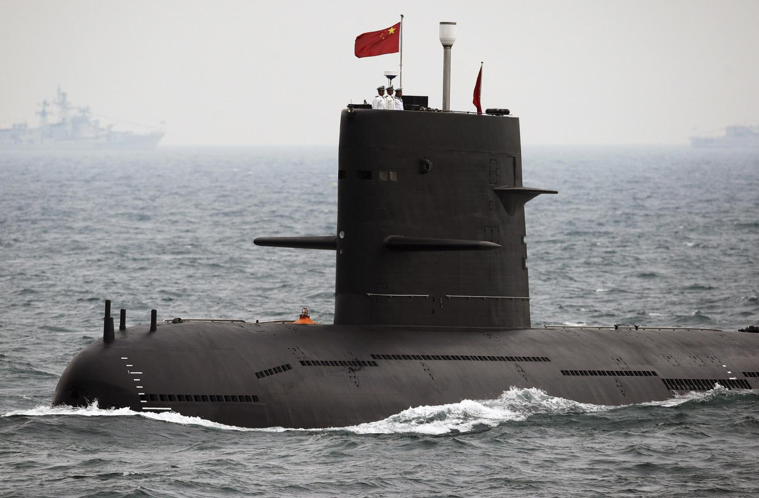 China's 'Undersea Great Wall' Project: Implications Dissecting the Threat and the Possibilities