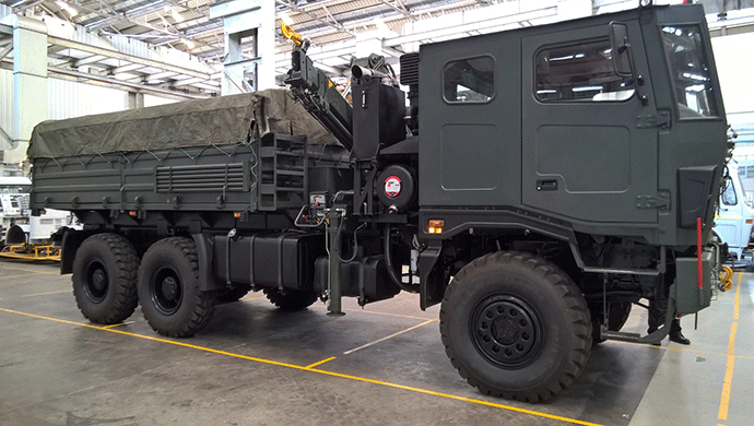 Domestic Requirements Drive Indian Tactical Vehicle Production