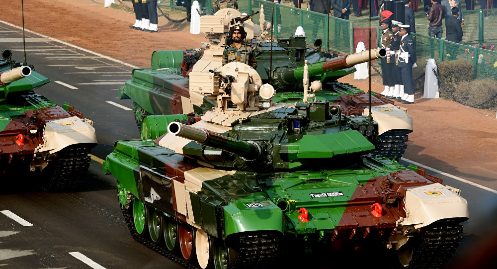 India MoD Urges Russia to Boost Local Production of T-90MS Tanks Before Purchase