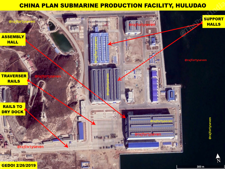 This Secret Facility is Helping China's Navy Become a Submarine Superpower