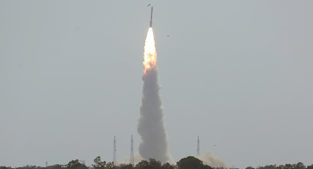 India Launched its Third 'Eye in the Sky' — and has Five More on the Way