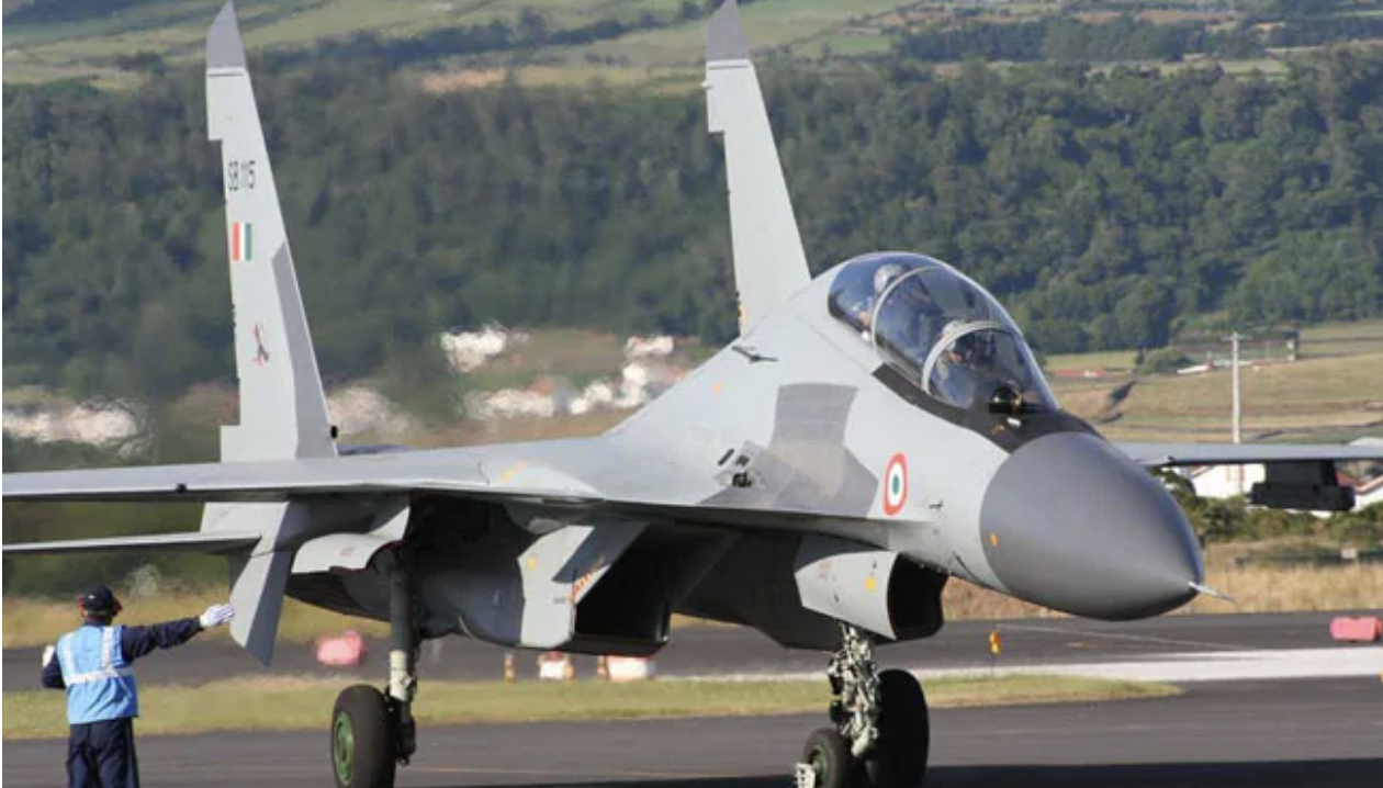 Outgunned By Pak F-16s, IAF Plans To Re-Arm Its Sukhois With Israeli Missiles