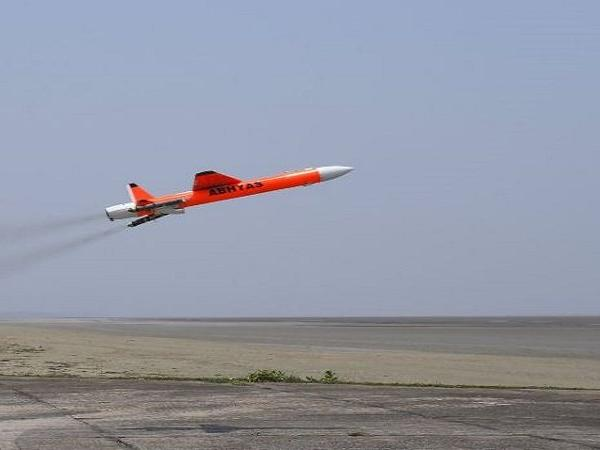 DRDO Conducts Successful Flight Test of ABHYAS Drone