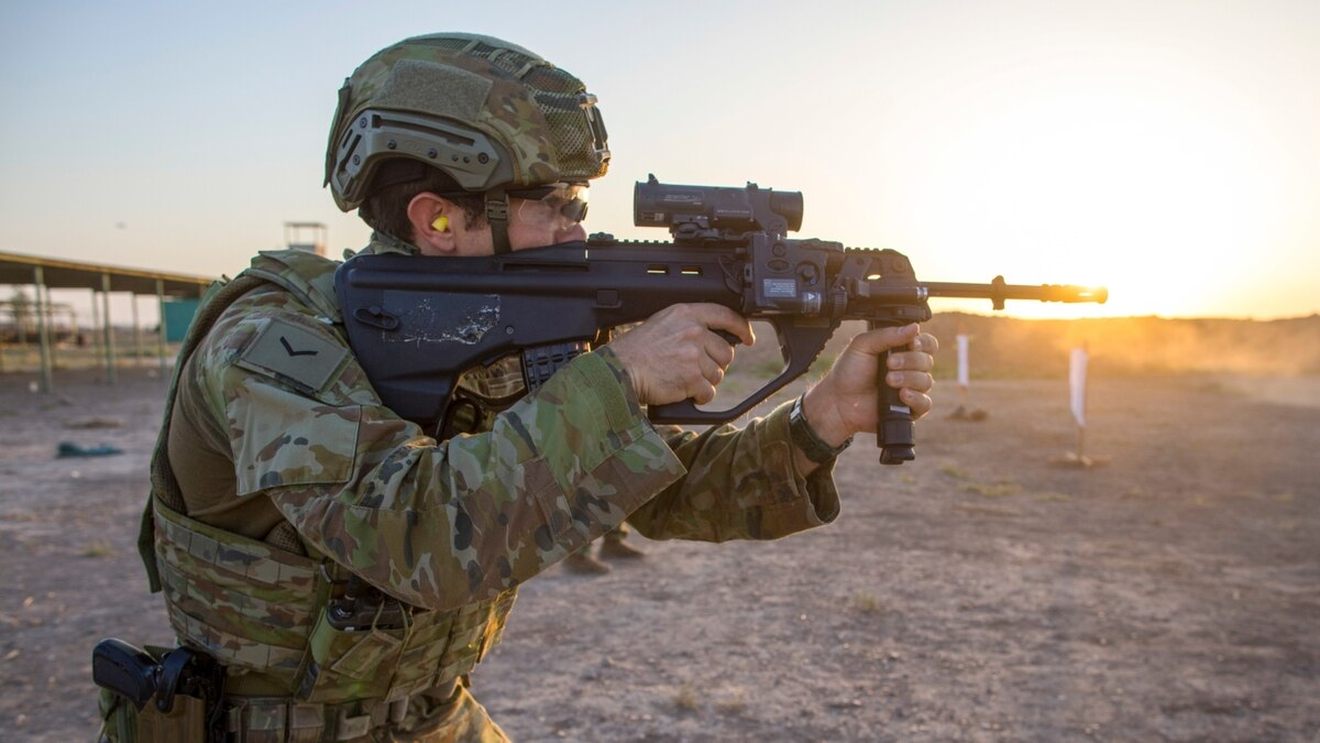 Australia Wants to Sell India its Next CQB Rifle —Here's What They're Offering