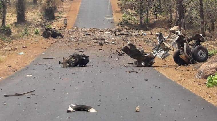 Gadchiroli Naxal Attack: A Wake Up Call