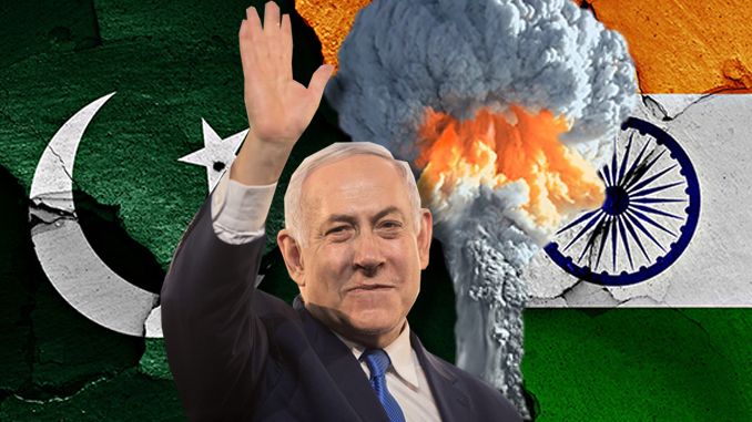 Israel Provoking Nuclear War Between Pakistan and India?