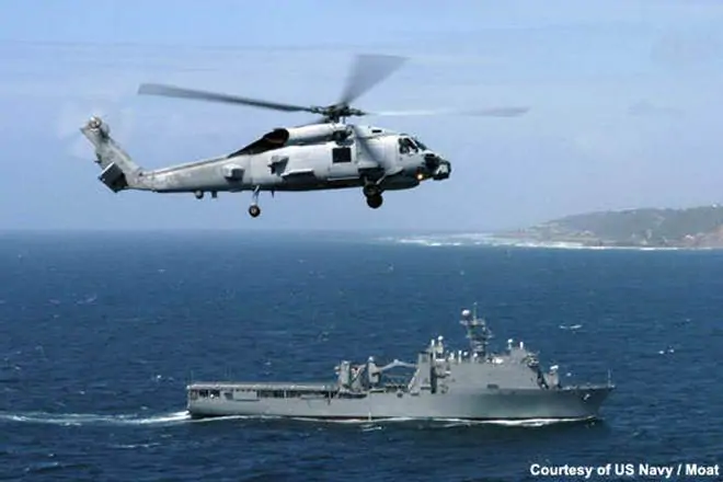 US sends LoA to India for 24 MH-60R Seahawk Maritime Helicopters for the Navy