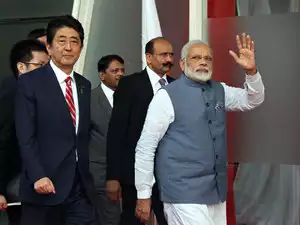 India-Japan Maiden 2+2 Talks Ahead of Modi-Abe Meeting