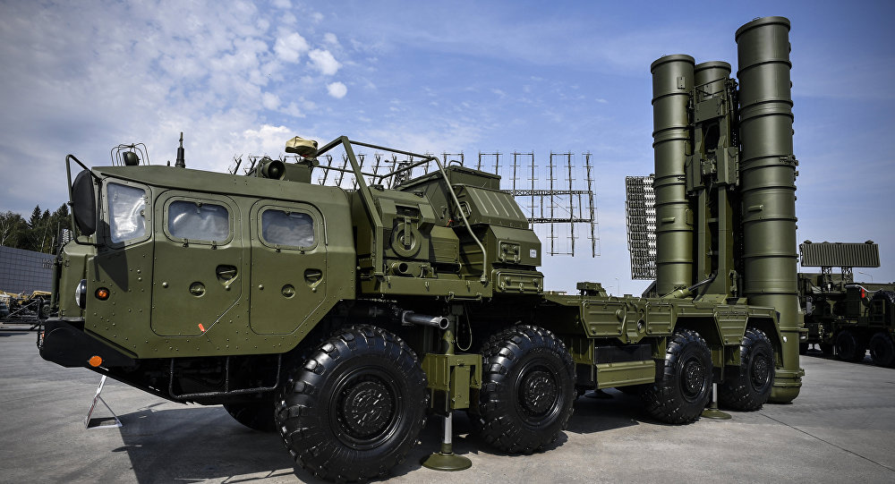 India, the US and the Triumf S-400 Systems: Decision Time for Modi
