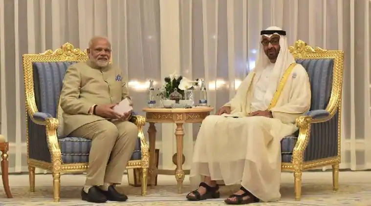 Strengthening Indo-UAE Ties: Modi's Act West Policy