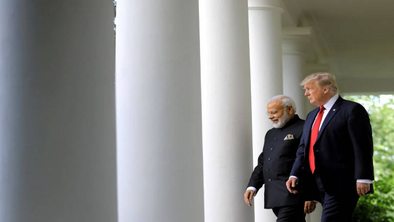 India, US Strategic Partnership has Strengthened Significantly During the Past Two Decades: Pentagon