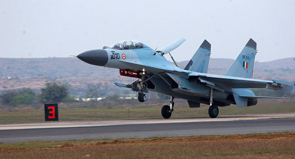 India Requires Russian Nod to Arm Su-30MKI With Israeli Derby Missiles - Source