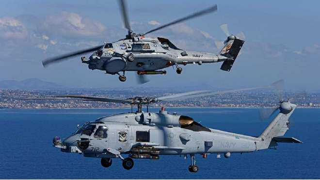 Navy Set to Get Anti-Sub Copters