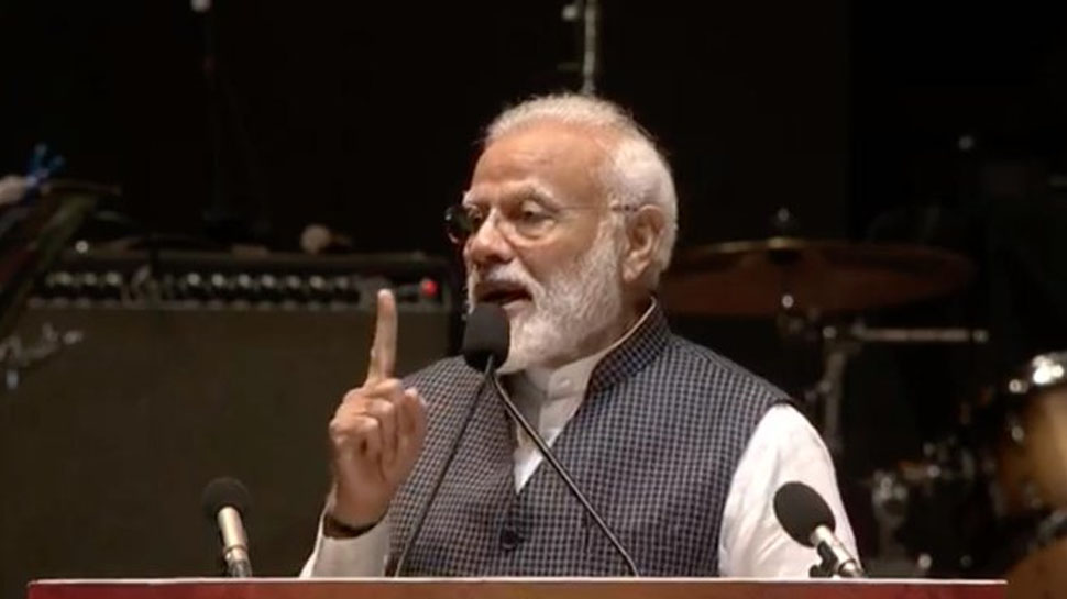 India Won't Bow to Pressure on National Security, Says PM Narendra Modi During Kargil Vijay Diwas Commemorative Function