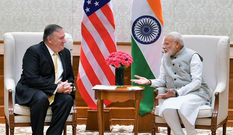 US Defence Sales to India Likely to Rise to $18 B in 2019