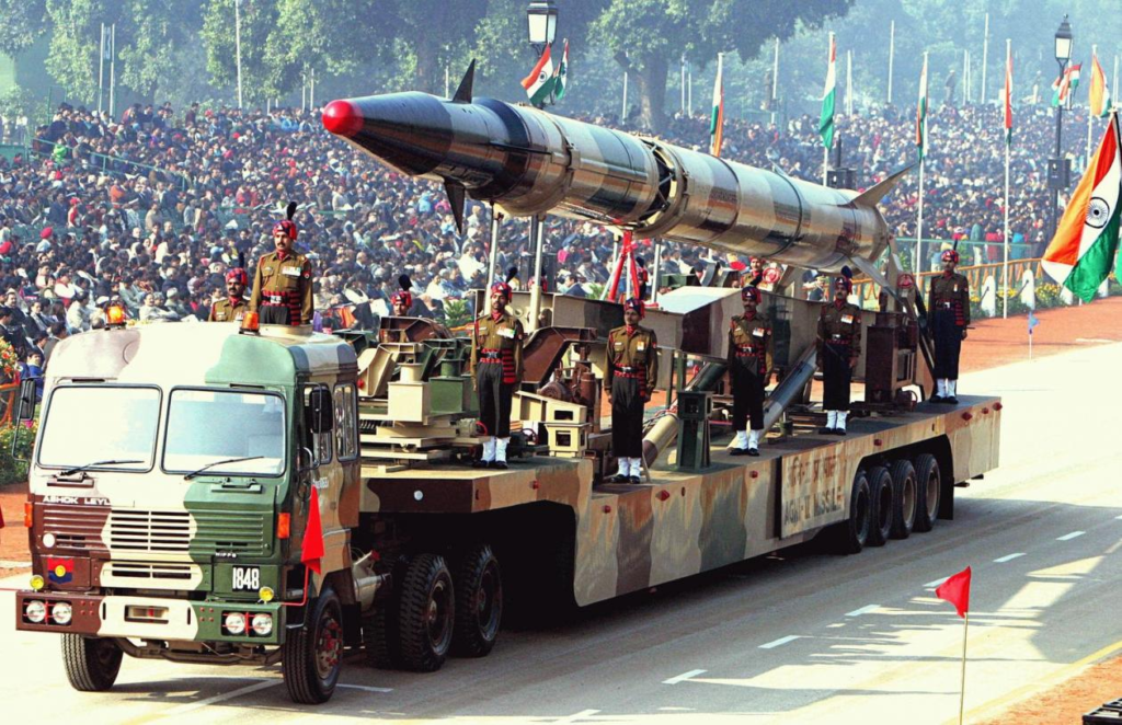 India's Hypersonic Missiles Are a Major Threat to Pakistan