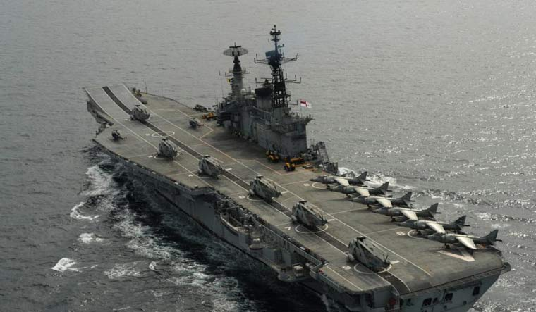 Aircraft Carrier INS Viraat to be Scrapped, Modi Govt Tells Parliament