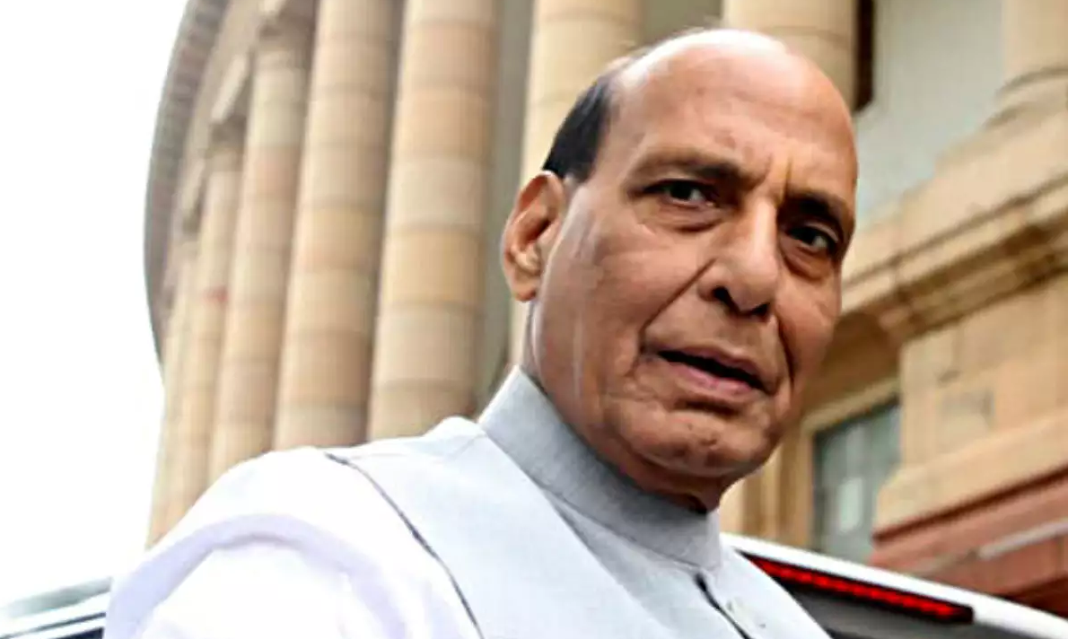 Defence Minister Rajnath Singh to Embark on Maiden Visit to Africa