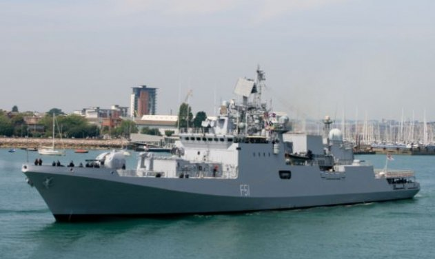 Russian Technical Experts to Arrive in India by Year-End to Build $1.2 Billion Talwar Frigates