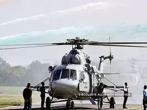 India to Embark on Rs 10,000-cr Project to Replace Mi-17 Copters