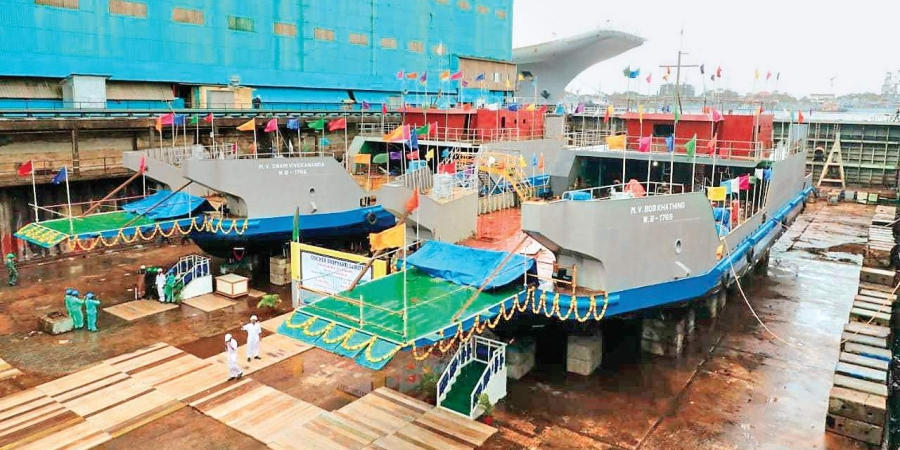 It's Pouring Orders for Cochin Shipyard