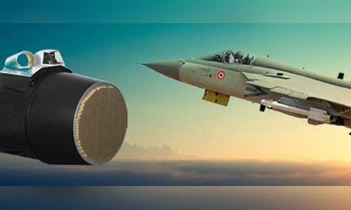 UTTAM AESA will be Ready for Induction On Tejas Mk 1A : Dr G. Satheesh Reddy
