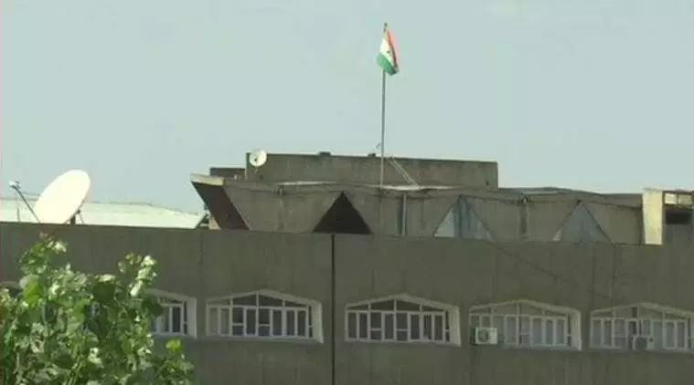 J&K: State Flag Replaced with Tricolour at Civil Secretariat Building in Srinagar