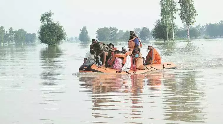 Punjab Floods: Fresh Threat Looms Over Border Villages After Pakistan Releases More Water