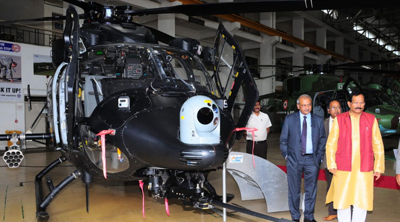 MoS for Defence Visits HAL, Appreciates the Manufacturing Prowess