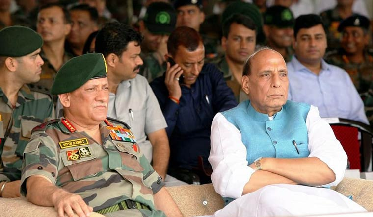 Rajnath Orders Major Reorganisation of Indian Army Headquarters