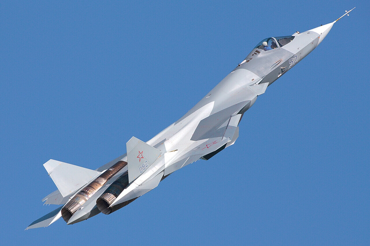Why Should India Seriously Consider Buying Russian SU-57 To Challenge Chinese Chengdu J-20?