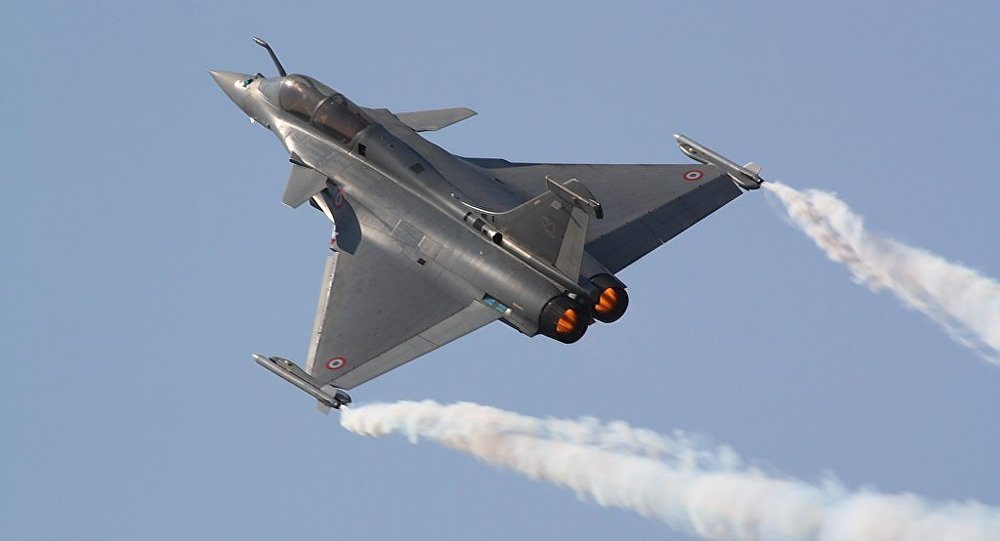 Indian Defence Minister to Receive Rafale Fighters From France in October