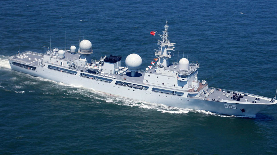 China using its surveillance ships near Andaman and Nicobar to spy on Indian naval bases