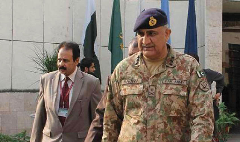 GHQ Aggression Rises After China Floods Pak with Arms
