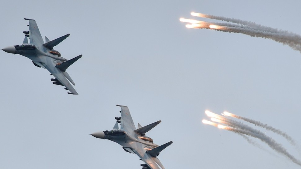 Russia to Send 15 Fighters to India for Indra-2019, May Include Mikoyan-Gurevich MiG-29, Sukhoi Su-27, Su-30, Su-35