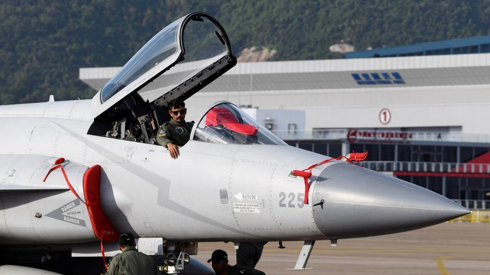 Pakistan Fighters in Biggest 'Real-Combat Level' Drill with China Months After Post-Balakot Dogfight with India