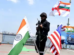 Mega Naval War Game Among India, US and Japan Begins on Thursday off Coast of Japan