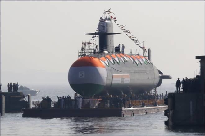Indian Navy to induct second Scorpene-class submarine INS Khanderi by September end