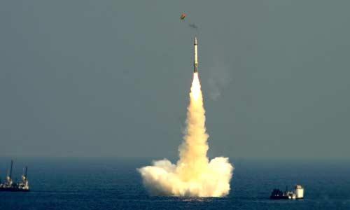 Submarine Launched Ballistic Missile (SLBM) K-4 Test Imminent