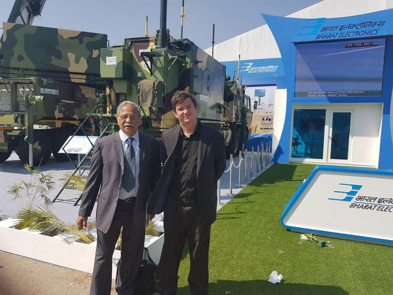 India Showcases Weapons for Export at Bahrain Defence Exhibition