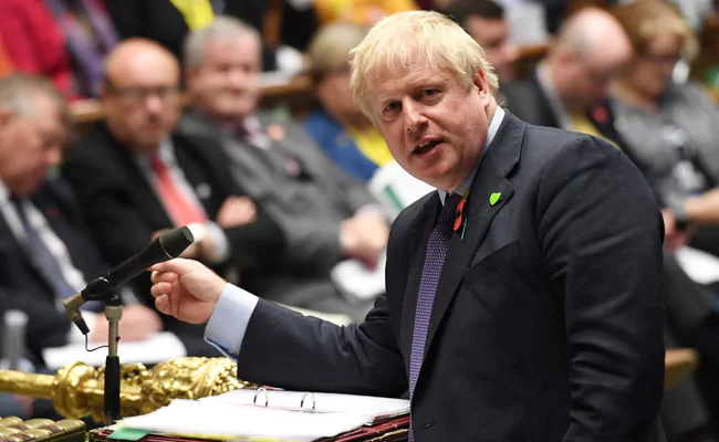 Kashmir an Issue Between India, Pak, UK's Stance Unchanged: Boris Johnson