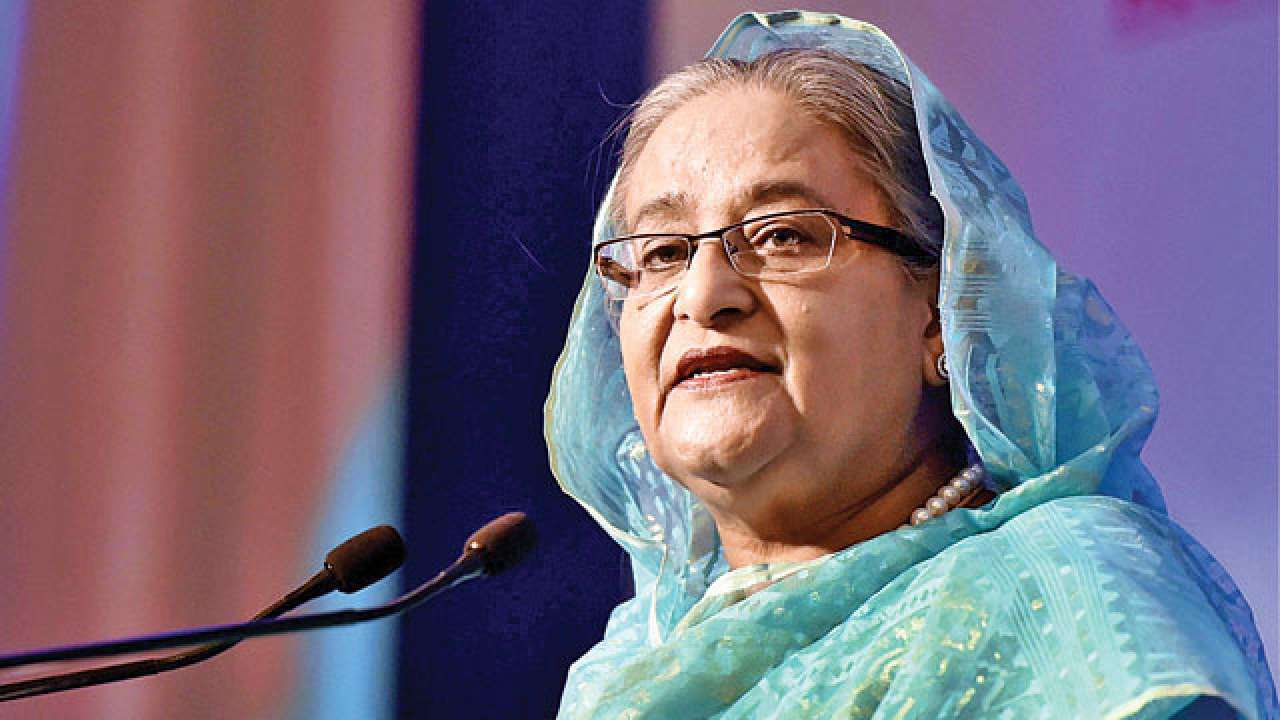 Sheikh Hasina to Boost Indo-Bangla Maritime Ties